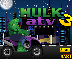 Hulk Atv Oyunu
