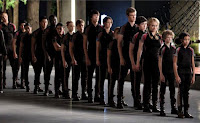 The Tributes, 74th annual Hunger Games