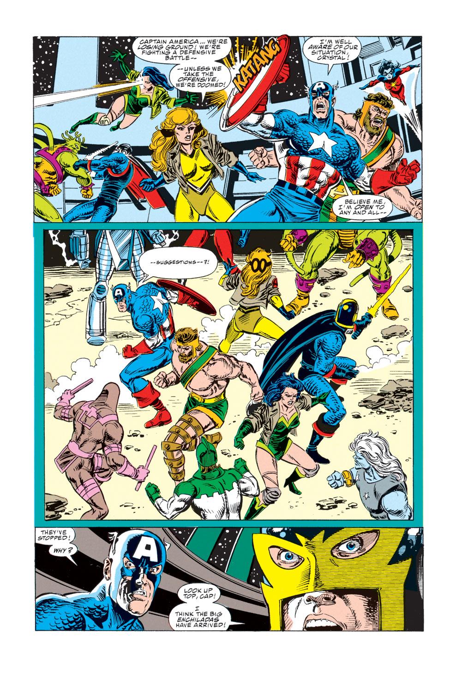 Captain America (1968) Issue #399e #342 - English 17
