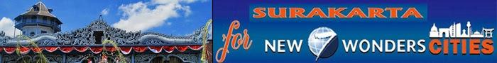 Surakarta for New Seven Wonders Cities