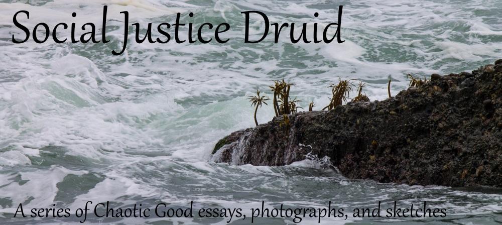 Social Justice Druid