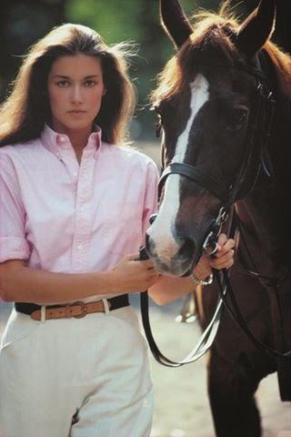 Ralph Lauren Clotilde, aka Kristin Clotilde Holby Darnell