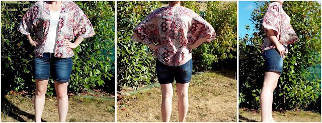 kimono, new look, OOTD, bullelodie