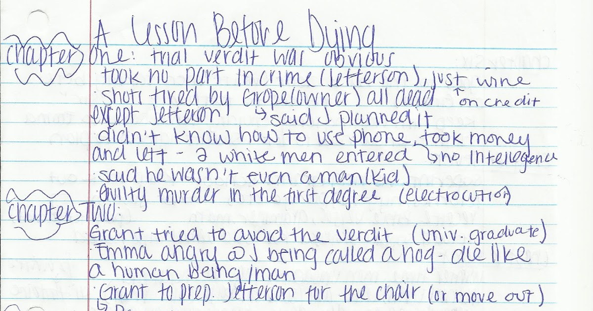 a lesson before dying critical essay A lesson before dying ernest j gaines setting a plantation near bayonne, louisiana in the 1940's point of view [ first person narrative ] characters grant wiggins jefferson response work cited tante lou emma glenn grant, the protagonist, is an eduacated man who teaches primer through sixth grade at.