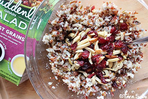 Harvest Grains, Betty Crocker, meal prep made easy, ad
