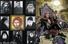 Χριστιανοί [;] υπερήρωες και η μυθολογία των κόμικς