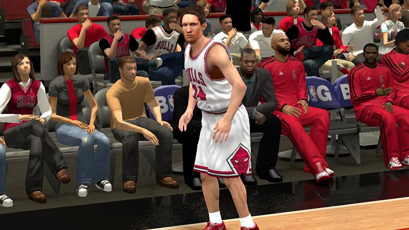 NBA 2K14 Mike Dunleavy Cyberface Patch