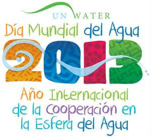 Año de la Cooperación de la esfera del Agua