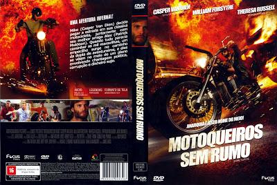 Motoqueiros Sem Rumo DVD Capa
