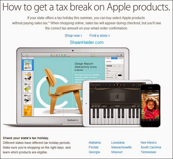 HOW TO : Buy Apple Products Tax-Free in USA