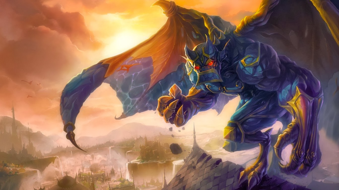 Galio League of Legends Wallpaper, Galio Desktop Wallpaper