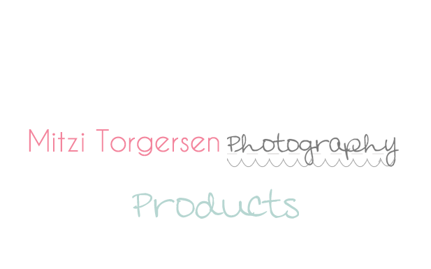 Mitzi Torgersen Product Options- Utah Photography