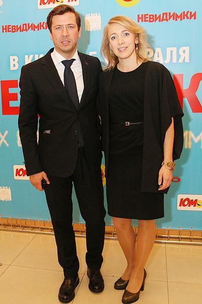 Andrei Merzlikin and Anna Osokina