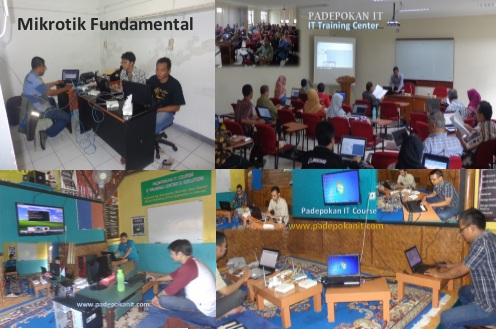 Training Router Mikrotik 18,19,20 November (Basic-Advance) 3 Hari