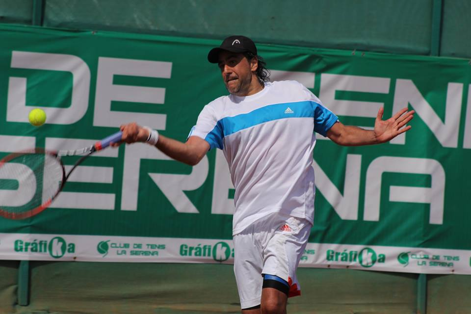 ITF SENIORS G2 LA SERENA CHILE - NO PUDIMOS