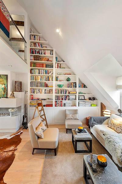 Apartamento abuhardillado decorar tu casa es for Abuhardillado
