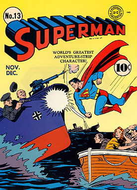 American Spies during WW2 http://pictureshistory.blogspot.com/2012/11/superman-during-ww2.html