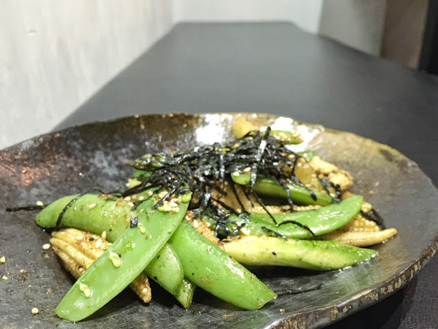 Babette Singapore - Veggie Market