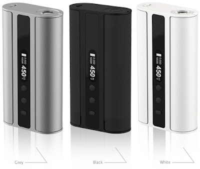Parameter About The New iStick 100W TC Version