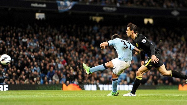 Manchester City v Wigan Athletic