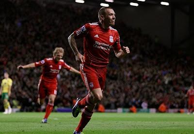 Liverpool 1 - 1 Norwich (2)