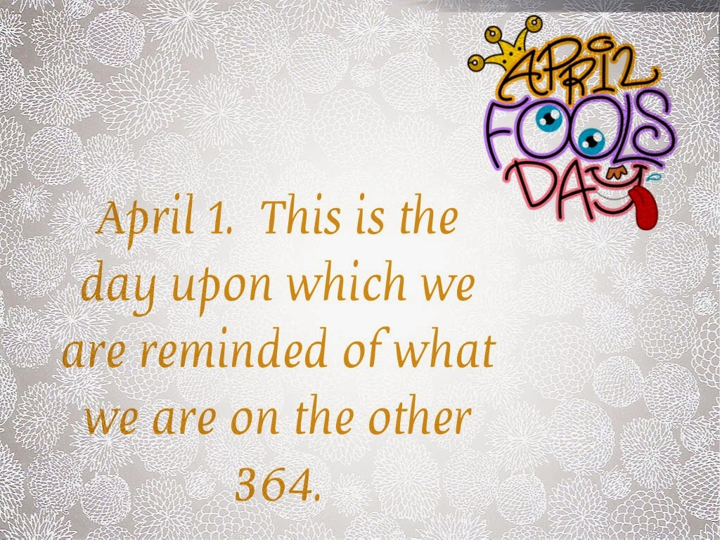 April Fools day Quotes8