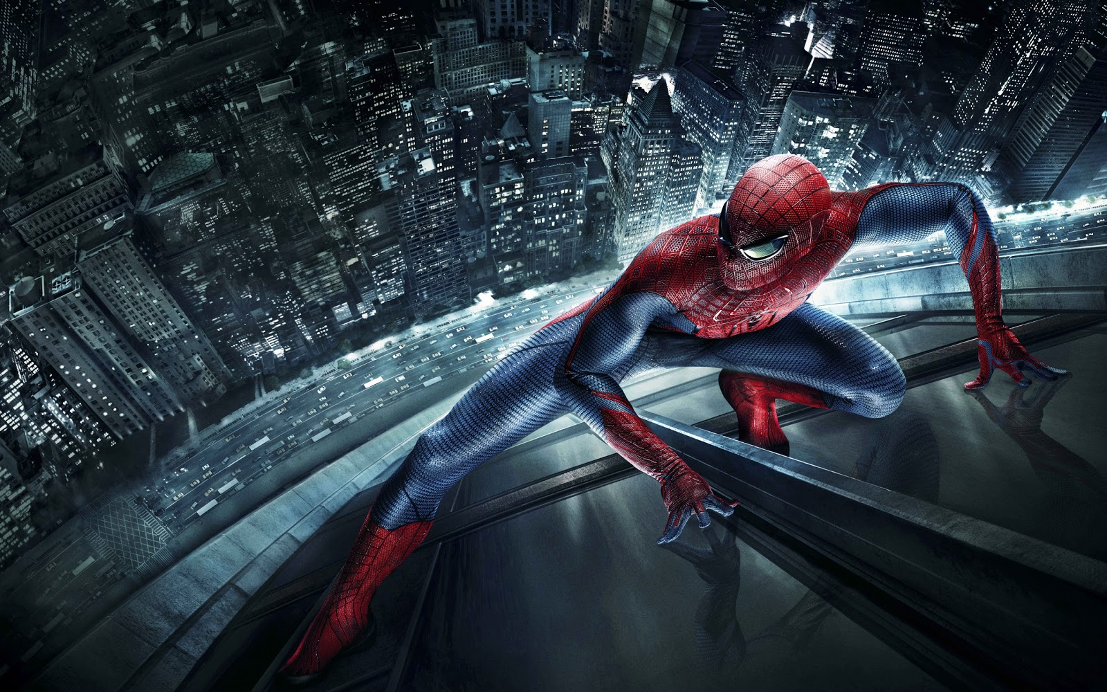 Amazing Spiderman desktop wallpapers in high quality  - peter parker amazing spider man wallpapers