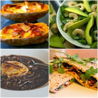 Brilliant lunch recipes
