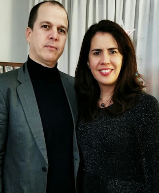 Pastor Ivan Cardoso and Sadys
