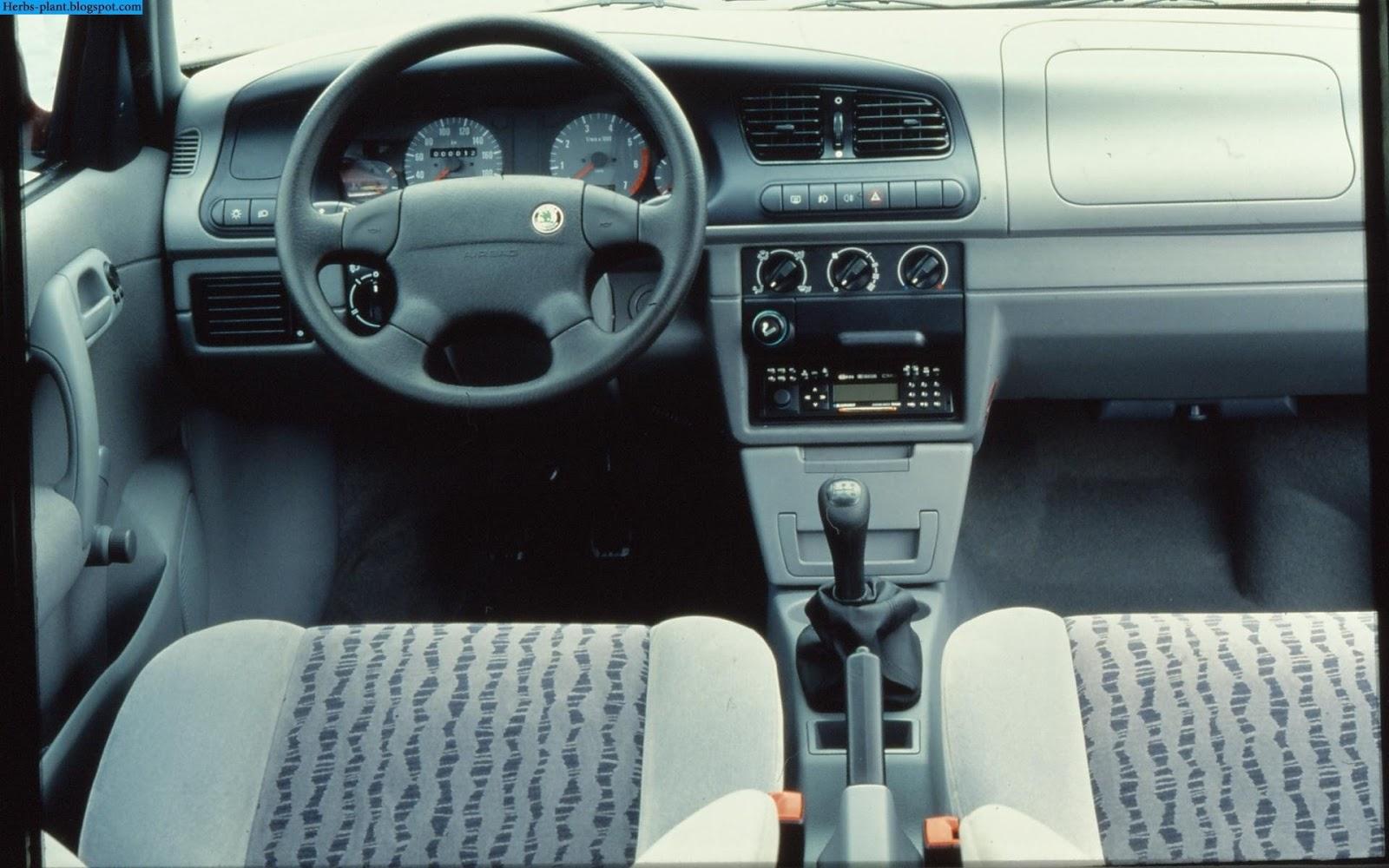 Skoda felicia car 2000 dashboard - صور تابلوه سيارة سكودا فليشيا 2000
