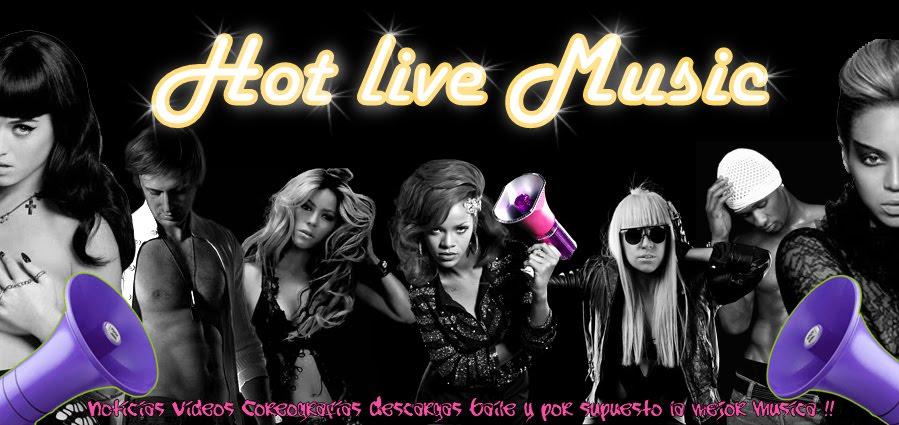 Hot Live Music
