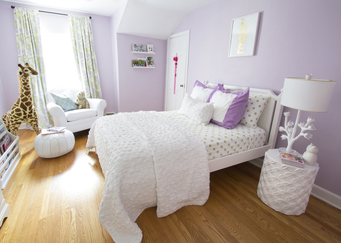 Love in a little girl 39 s room made by girl - Nice bedrooms for girls purple ...