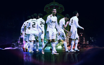 All Hd Wallpapers Real Madrid Soccer Hd Wallpapers 2012- picture wallpaper image