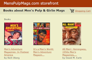 The Men&#39;s Pulp Mags Bookstore
