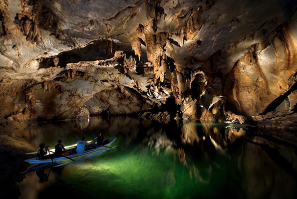 how to get to underground river from puerto princesa