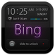 Download Tema Android Bing GO Locker Theme APK