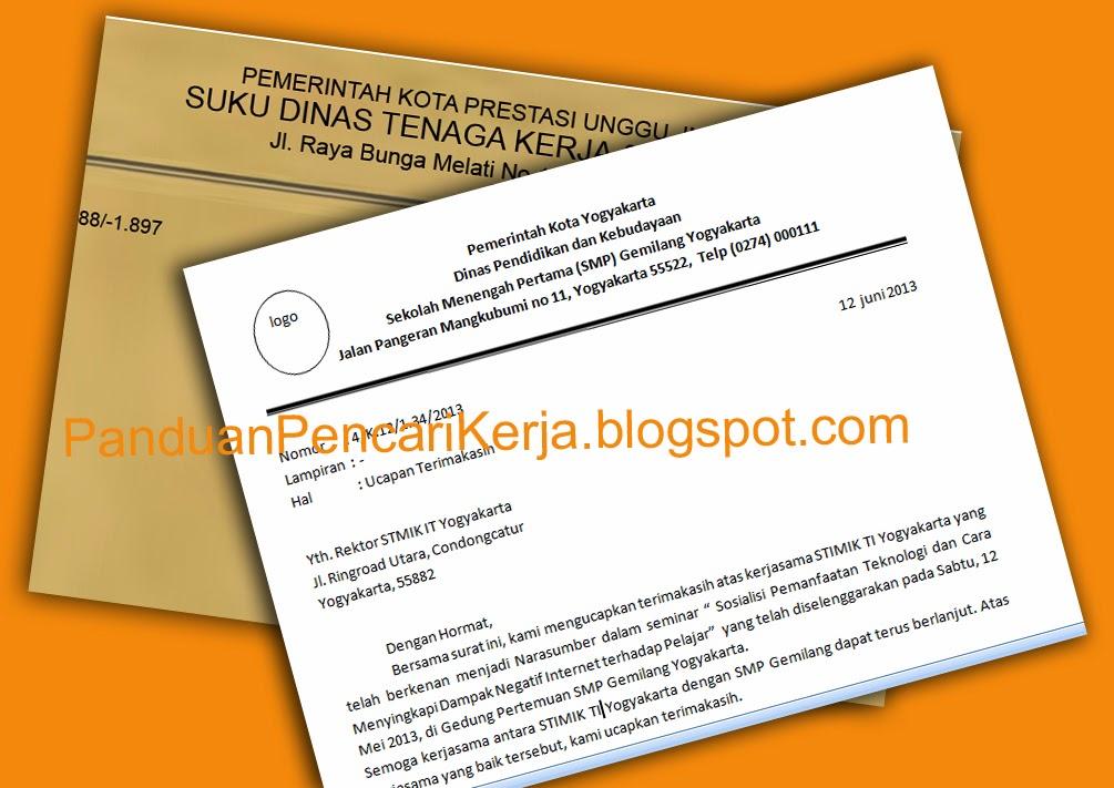Contoh Penulisan Surat Proposal Contoh Surat Dinas Jenis Dan Cara Penulisannya