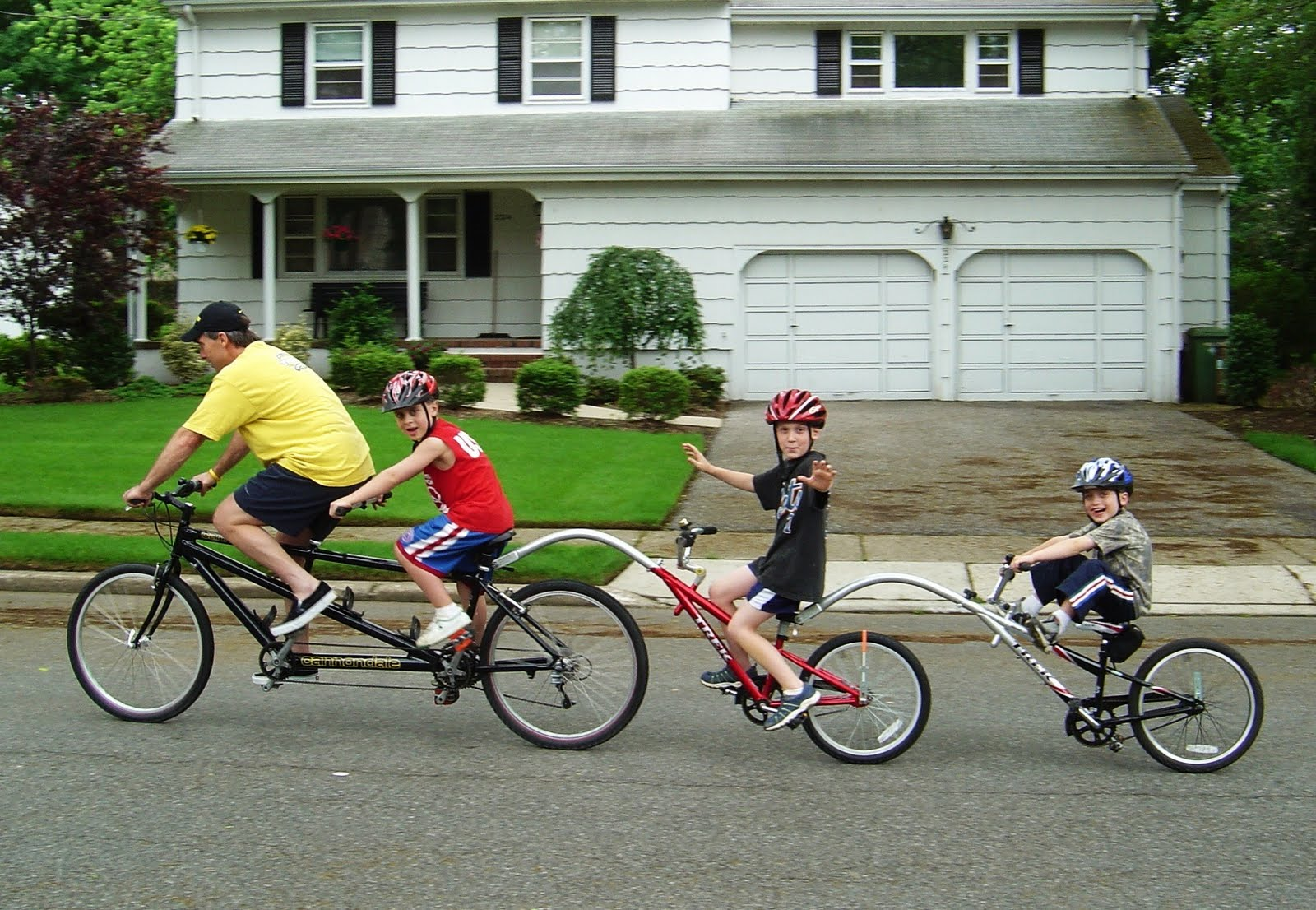 Bikes Paramus Nj Happier days in Paramus NJ