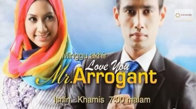 Sinopsis Minggu Akhir Love You Mr Arrogant