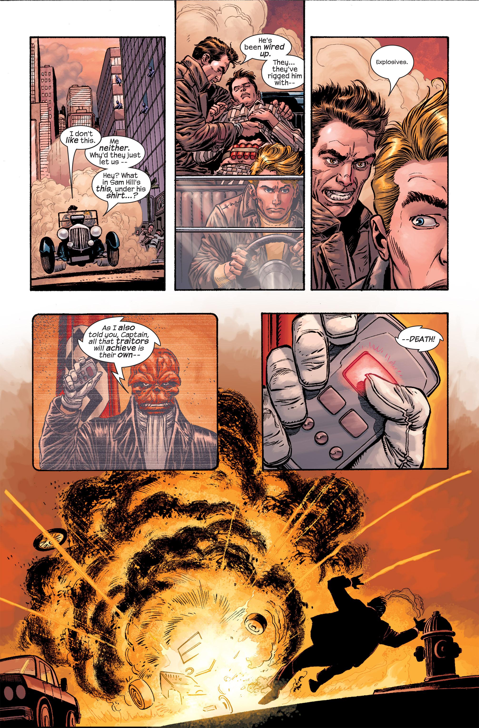 Captain America (2002) Issue #19 #20 - English 13