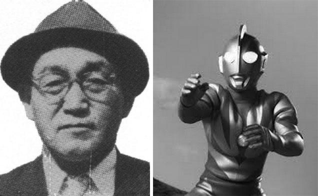 Biografi Eiji Tsuburaya Ultraman