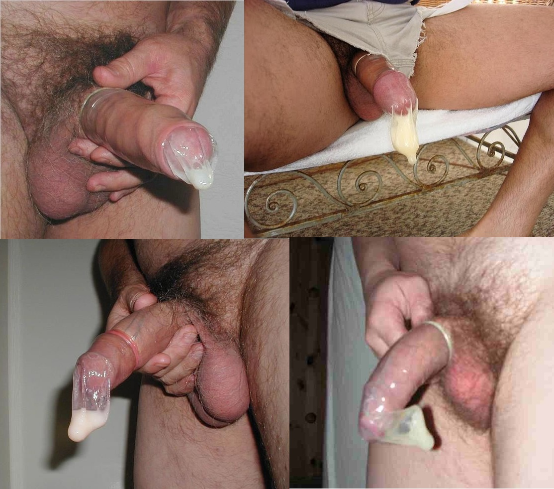 Gay Used Condom Fetish