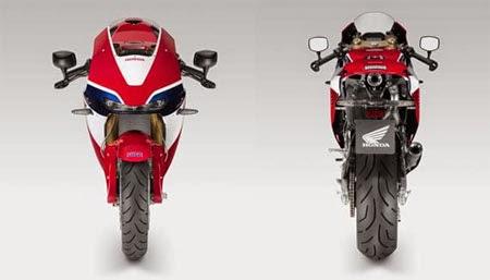 Honda RC213-V EICMA 2014