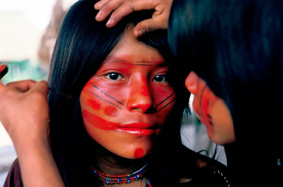 White Wolf Sacred Meaning Of Indigenous Face Paints 22 Painted Faces That Tell Stories