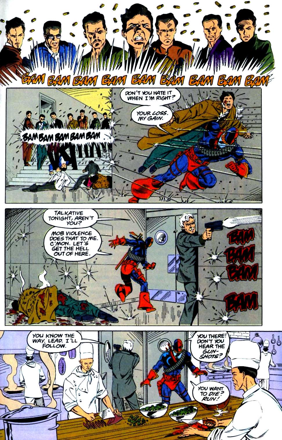 Deathstroke (1991) Issue #29 #34 - English 9