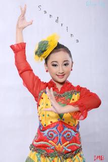 Sandrina Mazaya Azzahra, finalis IMB3