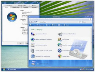 Windows XP Aero SP3 full