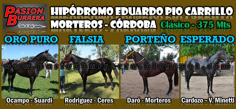 MORTEROS - 1RA