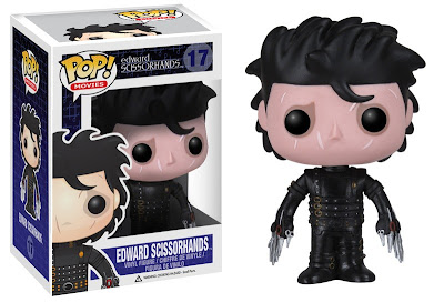 Edward Scissorhands Pop! Movies Vinyl Figure by Funko
