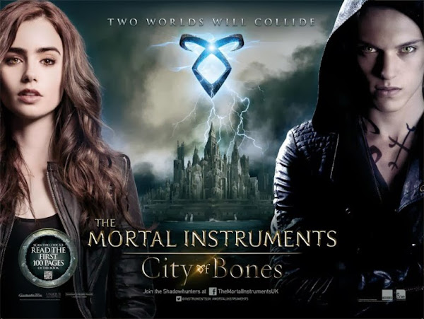 Nonton Online Film The Mortal Instruments: City of Bone